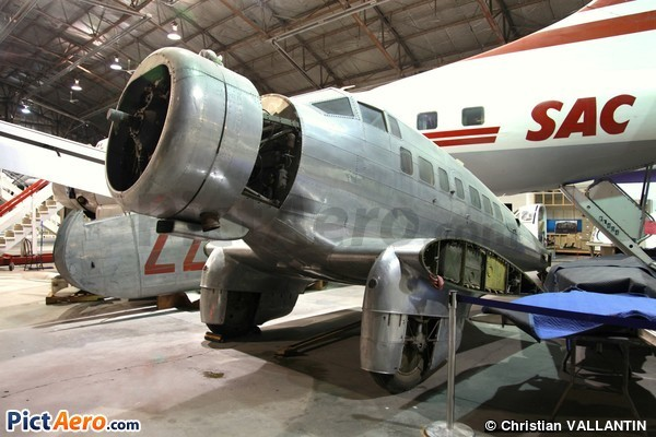 Northrop Delta 1D (Airline History Museum Kansas City MO)