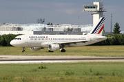 Airbus A320-211 (F-GHQM)
