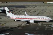 Boeing 737-8AJ/BBJ2 (A6-HEH)