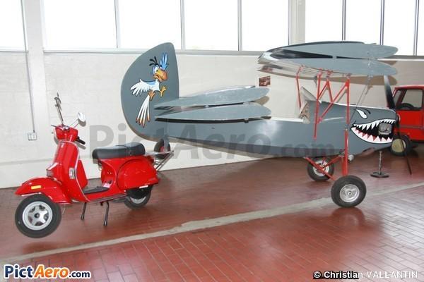 HM-290 (Lane Motor Museum Nashville)