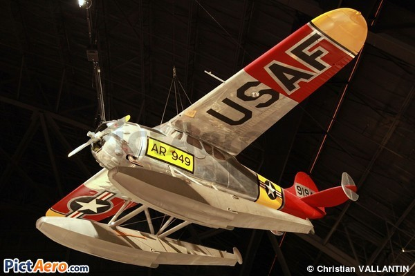 Cessna LC-126A (National Museum United States Air Force)