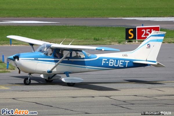Reims F172M Skyhawk (Privé)