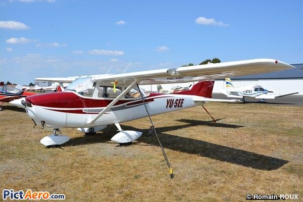 Reims Cessna F172H (Privé)