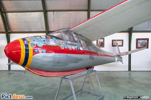 Vogt Lo-100 Zwergreiher (Privé)