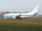 Boeing 737-7KK BBJ