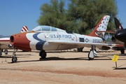 Republic F-84F Thunderstreak (26563)