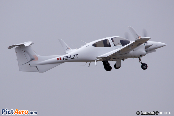 Diamond DA-42 M Twin Star (Sundowner AG )