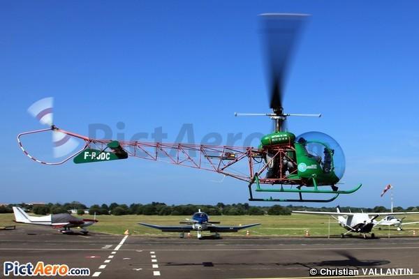 Agusta-Bell AB-47G (Privé/Private)