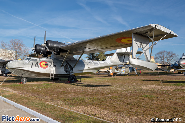 Consolidated PBY-5A Catalina (28) (Spain - Air Force)
