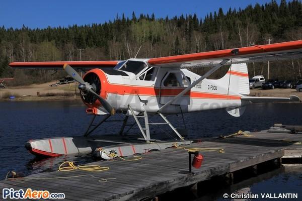 De Havilland Canada DHC-2 Beaver Mk.1 (Air Saguenay)