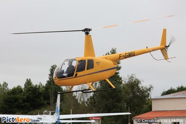 Robinson R-44 Astro (association hélicentre)