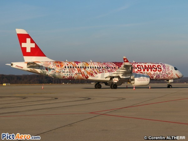 Airbus A220-300 (Swiss Global Air Lines)