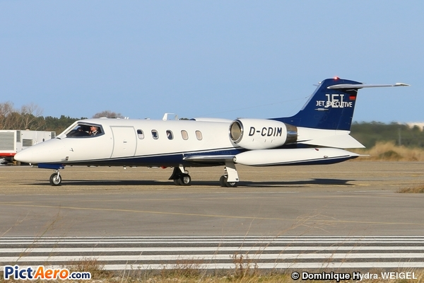 Gates Learjet 35A (Jet Executive International Charter)