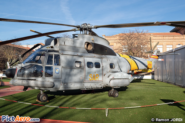 Aerospatiale AS-332L1 Super Puma (Spain - Air Force)
