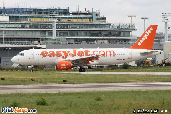 Airbus A320-214 (easyJet)