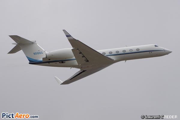 Gulfstream Aerospace G-V SP (General Dynamics Advanced Information Systems Inc)