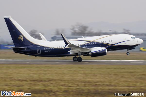 Boeing 737-77Z/BBJ (Boeing Business Jets)