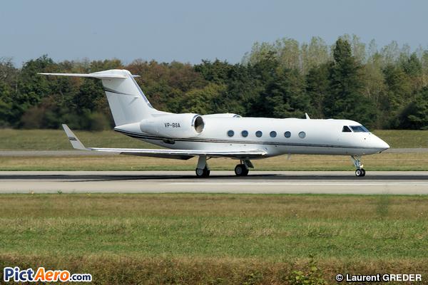 Gulfstream Aerospace G-450 (Saudi Oger-Aviation Deparment)