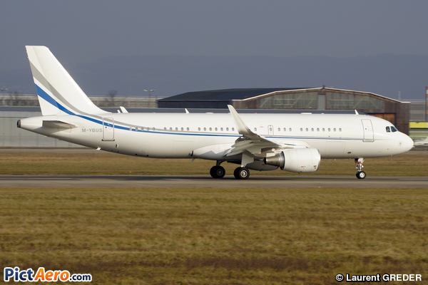 Airbus A320-214/CJ (Prime Aviation)