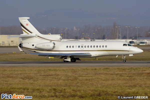 Dassault Falcon 7X (ART Aviation Flugbetriebs GmbH)