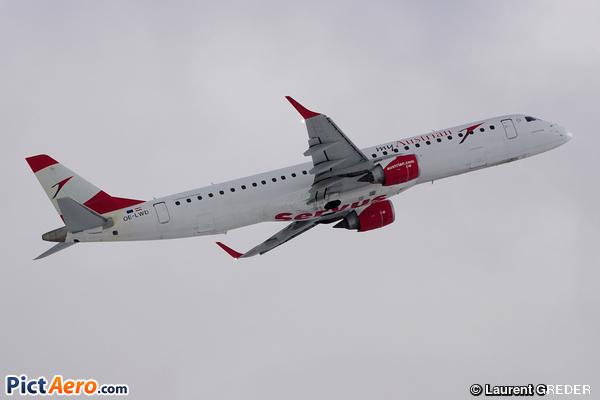 Embraer ERJ-190-200LR 195LR (Austrian Airlines)