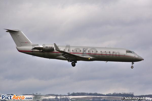 Canadair CL-600-2B19 challenger 850 (VistaJet Ltd Malta)