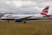 Airbus A319-131 (G-DBCB)