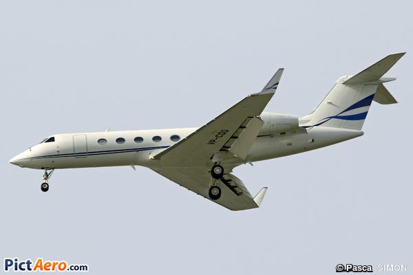 Gulfstream Aerospace G-IV-X Gulfstream G450 (Sino Jet Management)