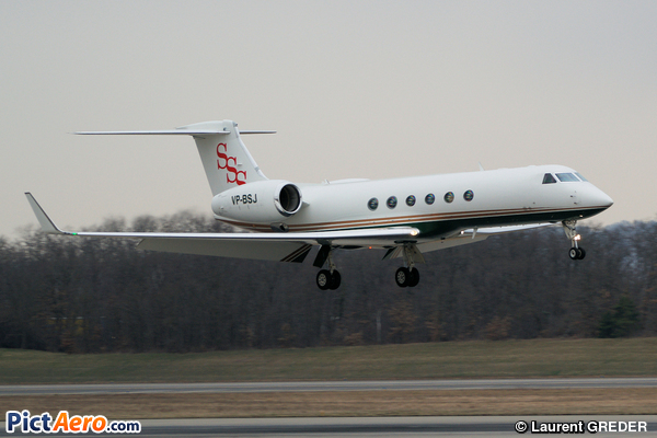 Gulfstream Aerospace G-V Gulfstream V (Jet Aviation Business Jets AG)