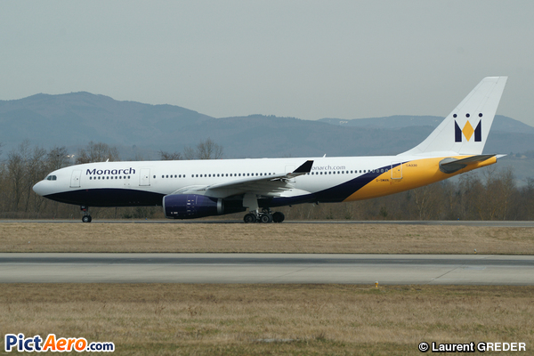 Airbus A330-243 (Monarch Airlines)