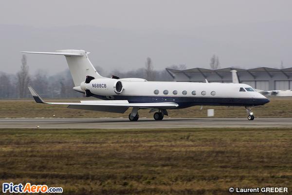 Gulfstream Aerospace G-V Gulfstream G-VSP (FRC Holding Inc)
