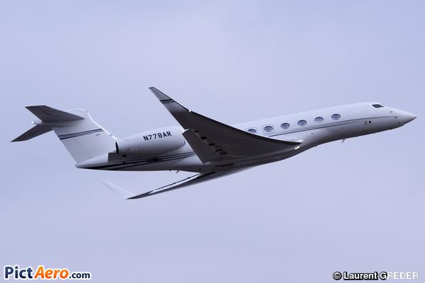 Gulfstream G650ER (Gama Charters Inc)