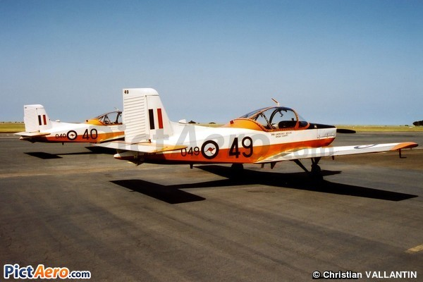 New-Zealand Aerospace CT-4A Airtrainer (Private)