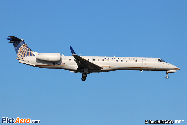 Embraer ERJ 145XR (CommutAir)