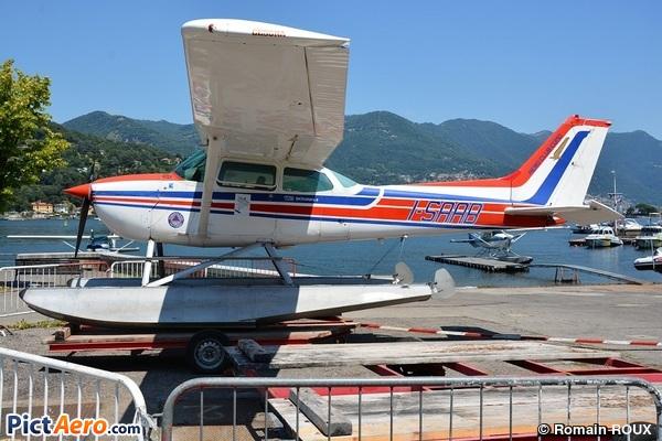 Cessna 172N Skyhawk (Aero Club Como)