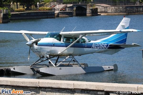 Cessna U206G  (Aero Club Como)
