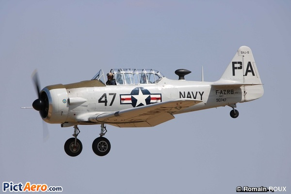 North American SNJ-5 Texan (Bastet Jacques)