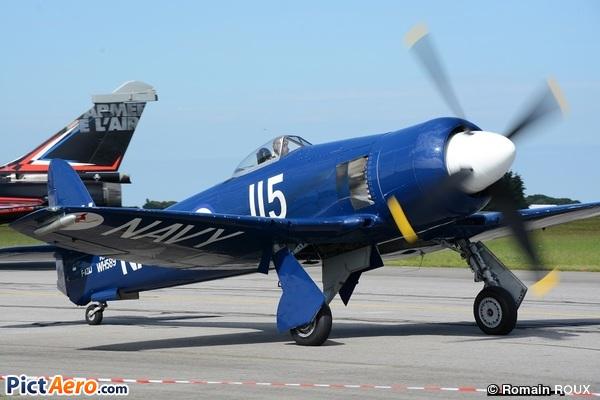 Hawker Sea Fury FB-11 (Christophe Jacquard)
