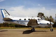 Beech E90 King Air (F-GFDJ)