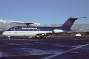 McDonnell Douglas DC-9-15 (G-BMAH)