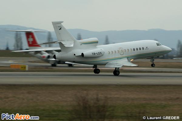 Dassault Falcon 900EX (Gabon - Government)
