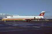 McDonnell Douglas MD-87 (DC-9-87) (HB-IUA)