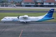 ATR 72-600 (PK-GAN)