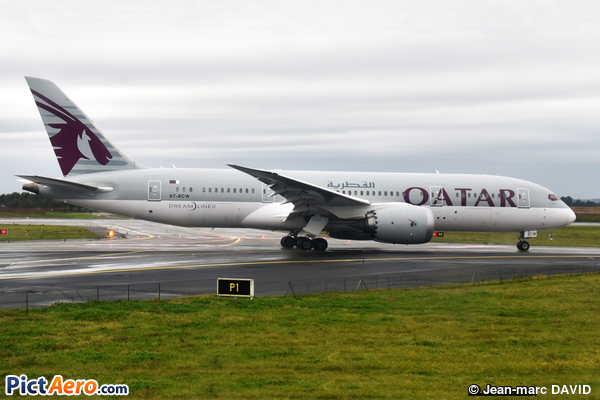 Boeing 787-8 (Qatar Airways)