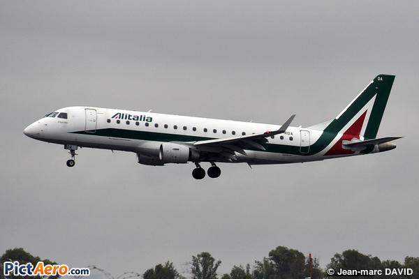 Embraer ERJ-175LR (Alitalia Cityliner)