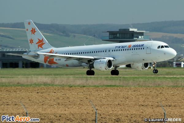 Airbus A320-211 (Israir)