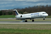 Fokker 100 (F-28-0100) (F-GPXE)