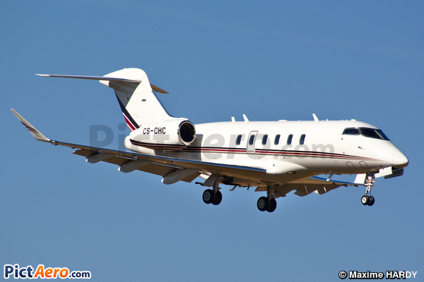 Bombardier BD-100-1A10 Challenger 350 (NetJets Transportes Aereos)