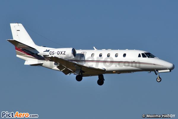 Cessna 560XL Citation XLS (NetJets Europe)