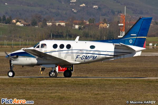 Beech C90A King Air  (Evasair)